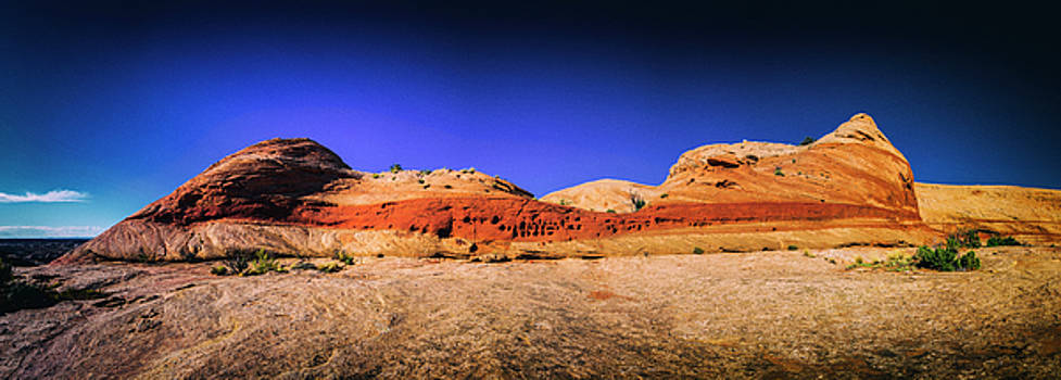 Canyonlands - Fortress Sand Dune by Miko At The Love Art Shop