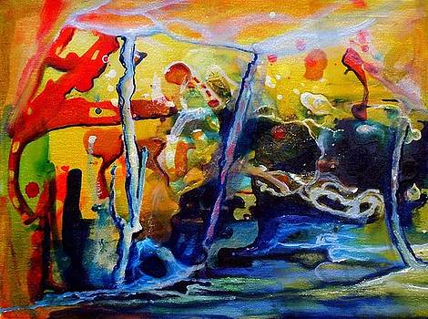 Fortunata by Leonard Aitken