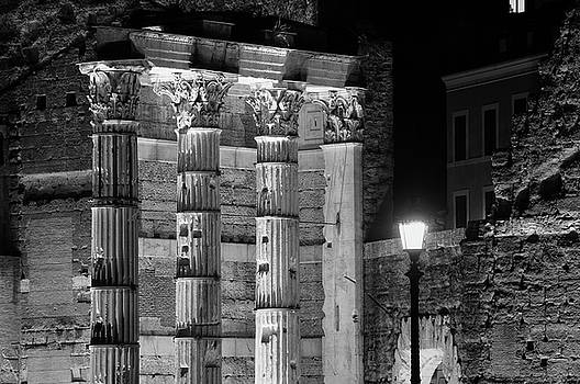 Forum of Augustus by Jeremy Voisey