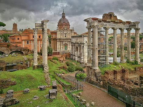 Forum Romanum by Joachim G Pinkawa