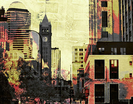 Foshay Tower by Susan Stone