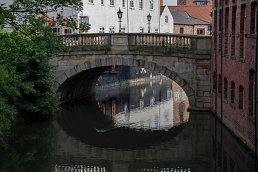 Foss Bridge - York by Scott Lyons