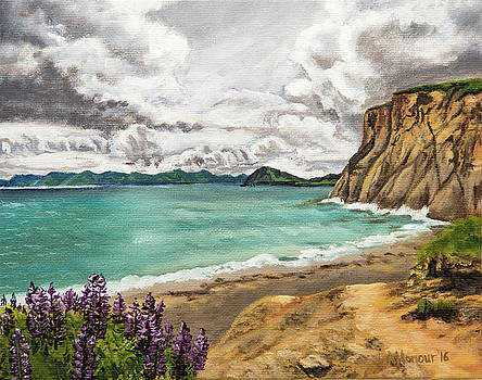 Fossil Beach by Amber Honour