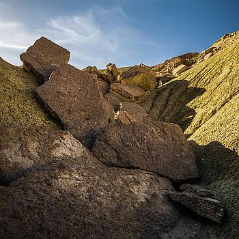 Fossil Blocks by Alexander Kunz