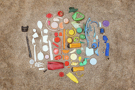 Found Items Rainbow by Scott Norris