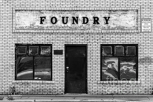 Foundry - Dying American Industries by Gary Whitton