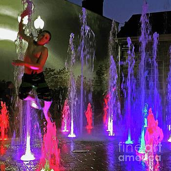 Jost Houk - Fountain Jump