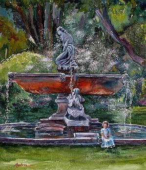 Fountain of Youth by Betsy Aguirre