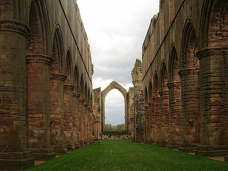 Steve Watson - Fountains Abbey Church