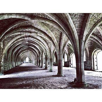 Fountains Abbey by Rebecca Bromwich