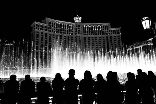 Ricky Barnard - Fountains