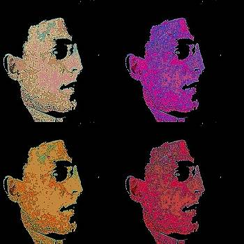 Four Abes by Cooky Goldblatt