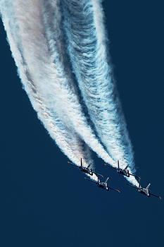 Four Angels Descending by Gej Jones