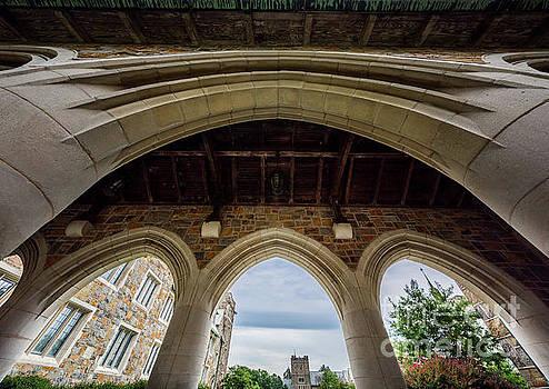 Four Arches by Doug Sturgess