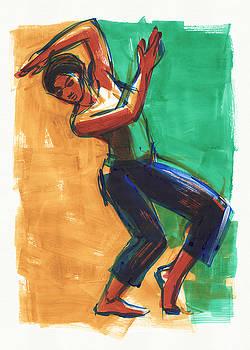 Judith Kunzle - Four colors Movement