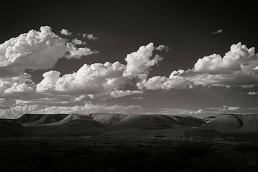 Four Corners Skyscape by Bud Simpson