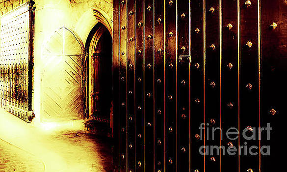 Lexa Harpell - Four Golden Doors