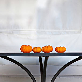 Art Block Collections - Four Little Pumpkins