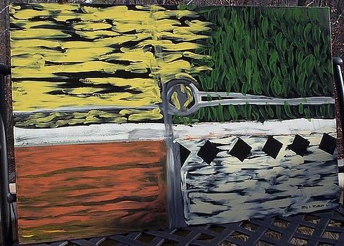 Four Seasons by Otis L Stanley
