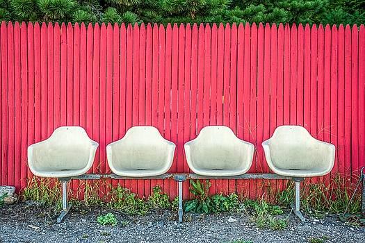 Four Seats by Tim Sullivan