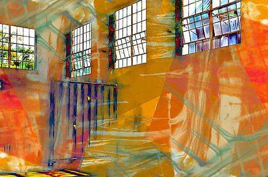 Four windows by Ricardo Dominguez