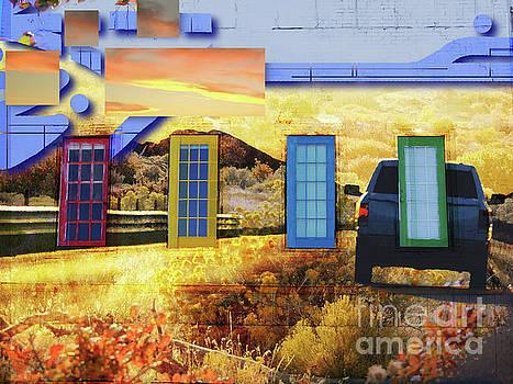 Four Windows by Robert Ball