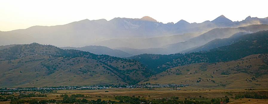James BO  Insogna - Fourmile Canyon Wildfire Front Range Wind View 09-09-10 Panorama