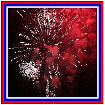 Fourth of July No. One by Paula Tohline Calhoun