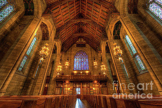 Wayne Moran - Fourth Presbyterian Church Chicago III