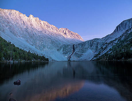 Fourth Recess Lake by Martin Gollery