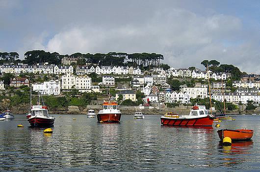 Kurt Van Wagner - Fowey Harbor Cornwall
