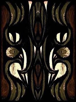 Fowl Faces by Matt Lennon
