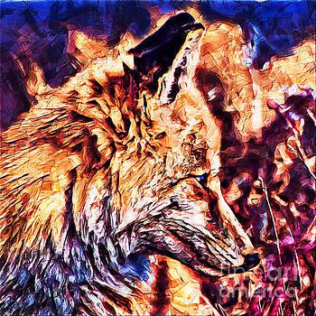 Fox 3 by Lita Kelley
