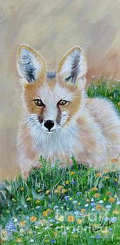 Fox by Alicia Fowler