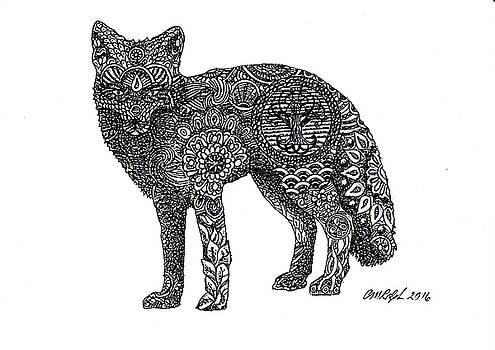 Fox by CM Ralph