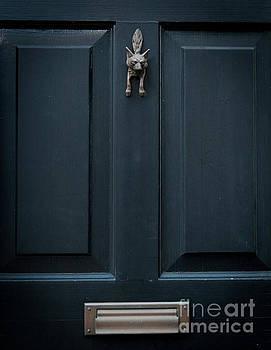 Dale Powell - Fox Door Knocker