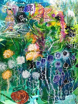 Fox Dream by Julie Engelhardt