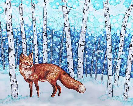 Fox Forest by Jennifer Allison