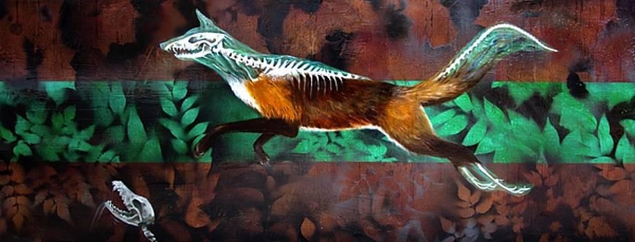 Fox Run by Darren Mulvenna