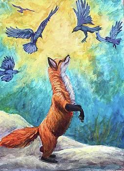 Fox by Sebastian Pierre