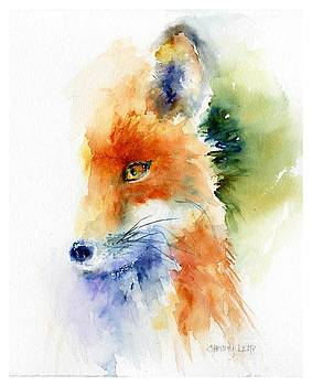 Foxy Impression by Christy Lemp