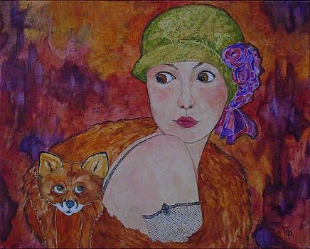 Foxy Lady by Georgia Donovan