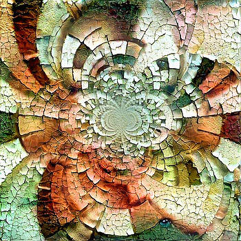 Fractal abstract by Bruce Rolff