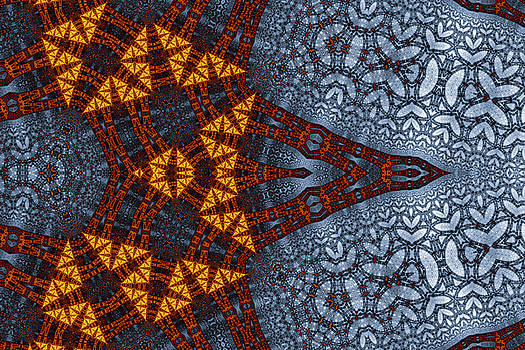 Fractal Engineering No. 11 by Mark Eggleston