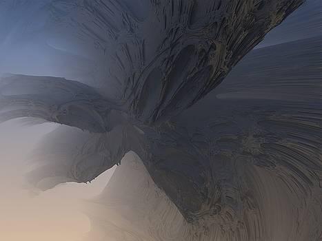 Fractal Structure 007 by Ernst Dittmar