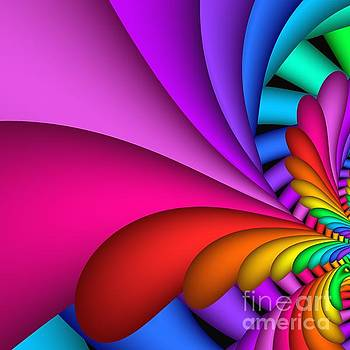 Fractalized Colors -2- by Issabild -