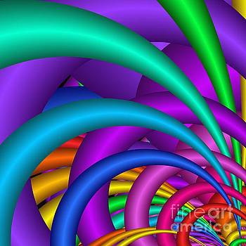 Fractalized Colors -6- by Issabild -