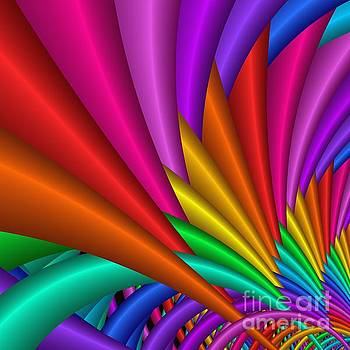 Fractalized Colors -7- by Issabild -