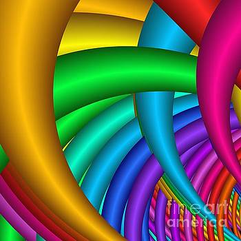 Fractalized Colors -9- by Issabild -