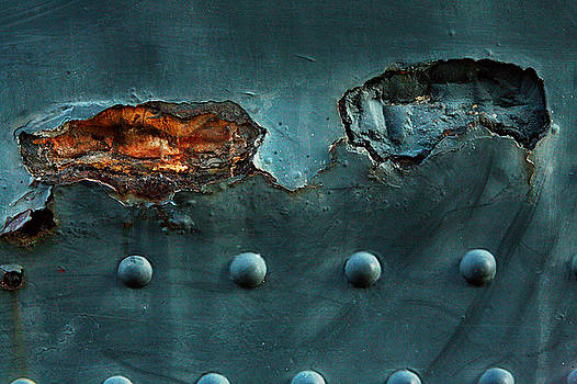 Fragments Of Time. Iron Horse Series No. 017 by Lon Casler Bixby